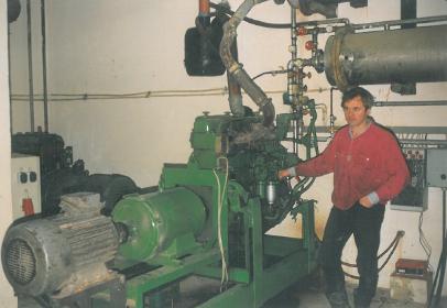 İlk Elektirik üretimi