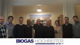Hans Hochreiter'in Türkiye Ziyareti